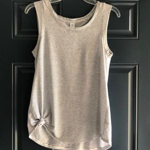 Alternative Apparel cap sleeve tank top
